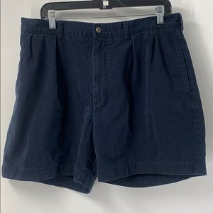 Polo Ralph Lauren blue cotton men's shorts